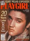 elvis presley, playgirl, nude men, women entertainment,collectors, vintage, back issue Magazine Back Copies Magizines Mags