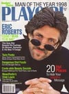 Playgirl February/March 1998 magazine back issue