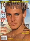 Playgirl December 1998 magazine back issue