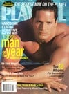 manofyear, 1999, getwet, vibrator, vintage, playgirl, march1999, adultentertainment, backissue, nude Magazine Back Copies Magizines Mags