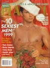 sexiestmen, playgirl, tomcruise, chrisrock, naked, younghunk, vintage, backissues, december1999, sex Magazine Back Copies Magizines Mags