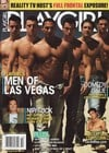 Playgirl October 2007 magazine back issue