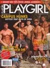 Playgirl November/December 2008 magazine back issue