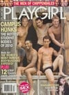 Playgirl Fall 2010 magazine back issue