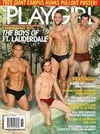 Playgirl # 76, Winter 2016 magazine back issue