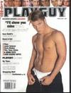 Playguy February 1999 magazine back issue