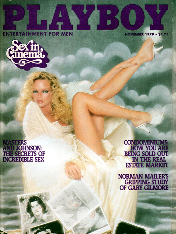 Playboy November 1979 magazine back issue Playboy magizine back copy Hugh Hefners Playboy Magazine Classic Issue