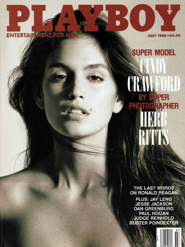 Playboy July 1988 magazine back issue Playboy magizine back copy ...