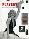 Playboy December 1953 magazine back issue cover image