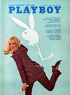 Playboy March 1969 magazine back issue cover image