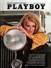 Playboy May 1969 magazine back issue cover image