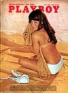 Playboy July 1969 magazine back issue cover image