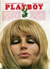 Playboy December 1969 magazine back issue cover image