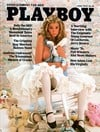 Playboy April 1976 magazine back issue