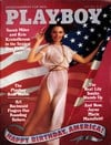Playboy July 1976 magazine back issue