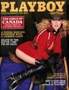 Girls of Canada Northern Delights posing naked for playboy magazine 1980 Magazine Back Copies Magizines Mags