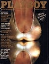 Playboy January 1982 magazine back issue