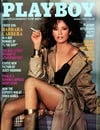 Playboy March 1982 magazine back issue