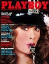 Policewoman BarbaraSchantz naked x-rated photos in playboy vintageissue Magazine Back Copies Magizines Mags