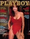 Playboy October 1982 magazine back issue