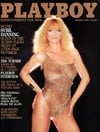 Sybil Danning magazine cover appearance Playboy August 1983