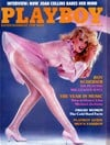 Year in Music Playboy MusicIssue Magazine 1984 Magazine Back Copies Magizines Mags
