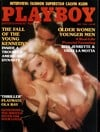 OlderWomen YoungerMen discussed in PlayboyMagazineArticle Photos Magazine Back Copies Magizines Mags