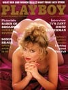 Playboy October 1984 magazine back issue