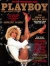 Playboy January 1985 magazine back issue cover image