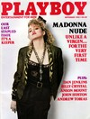 Playboy September 1985 magazine back issue cover image