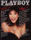 Playboy December 1985 magazine back issue cover image