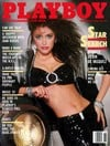 Playboy November 1986 magazine back issue