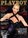 Gala Christmas Issue Adult Playboy Mens Magazine XXXEntertainment BrigitteNielsen SylvesterStallone Magazine Back Copies Magizines Mags