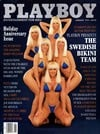 Playboy January 1992 magazine back issue