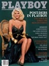 Playboy March 1992 magazine back issue