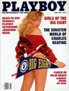 Playboy April 1992 magazine back issue