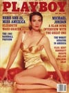 Playboy May 1992 magazine back issue
