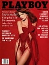 Playboy February 1993 magazine back issue
