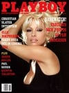Pamela Anderson magazine cover appearance Playboy November 1994