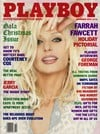FarrahFawcett CourteneyCox Hottest TV Babes religious right evolution ape Magazine Back Copies Magizines Mags