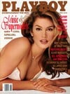Cindy Crawford covergirl supermodel nude playboy photos inside magazine super issue bonanza lingerie Magazine Back Copies Magizines Mags