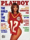 Playboy October 1996 magazine back issue