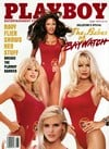 Donna D'Errico, Traci Bingham, Yasmine Bleeth, Pamela Anderson, Carmen Electra, and Marliece Andrada magazine cover Appearances Playboy June 1998