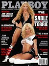 Playboy March 2004 magazine back issue