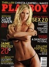 Playboy September 2007 magazine back issue