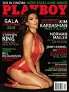 Playboy December 2007 magazine back issue
