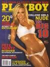 Playboy October 2008 magazine back issue