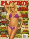 Playboy February 2009 - Bridget Marquardt Cover magazine back issue