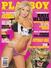 Bree Olson magazine cover Appearances Playboy August 2011