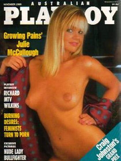 Julie mccullough at vintage erotica